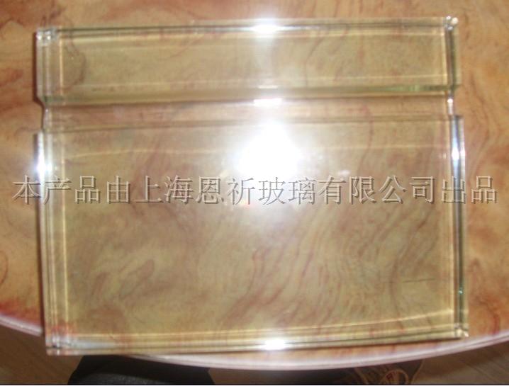 刻槽玻璃(相框底座)